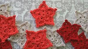 Star Crochet Pattern Mesmerizing How To Make Crochet Star Pattern Cottageartcreations