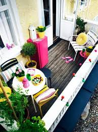 outdoor furniture small balcony. Bring Color With Design Garden Furniture Outdoor Small Balcony A