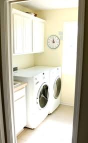 laundry room cabinets with hanging rod diy buy