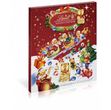 advent calander lindt teddy advent calendar