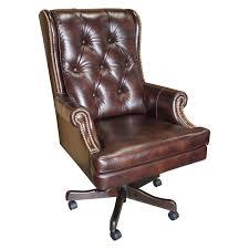 leather home office chair. Leather Home Office Chair