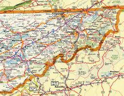 interstate guide interstate 181 tennessee Map Kingsport Tn interstate 181 debuted on the rand mcnally north american road atlas in the 1987 edition maps kingsport tn