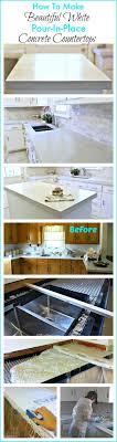 Concrete Sink Diy Best 10 Concrete Countertops Bathroom Ideas On Pinterest