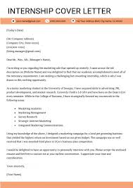 Tips For Resume Format Business Letter Example Applying For A Job Cover Internship