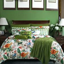 jungle bedding sets tropical duvet covers queen pertaining to plans 3 safari crib bedding sets
