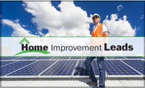 Solar Leads - Solar Lead Generation - Home Improvement Leads
