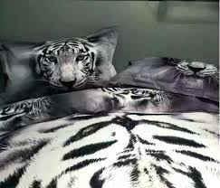 white tiger bedding sets white tiger bedding sets cotton bed sheets queen size full white tiger white tiger bedding sets panda bedding set