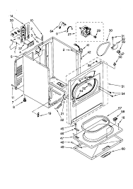 Whirlpool dryer motor wiring diagram inspirational wiring diagram p kenmore electric dryer parts models