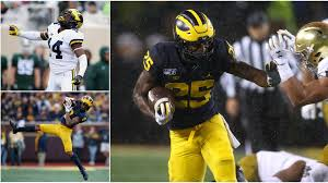 Michigan Football Scholarship Chart 9 Players On Current Michigan Football Roster Who Have