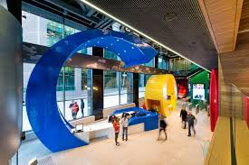 Google Office 600x400 5 Creative U0026 Modern Office Designs That Make Work Fun