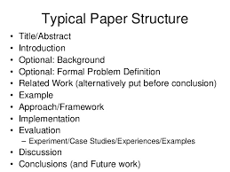 how to write research papers  paper 16