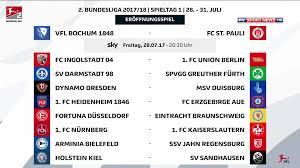 Bundesliga ist die zweithöchste spielklasse im deutschen fußball, in der 18 mannschaften um den aufstieg in die bundesliga kämpfen. Bundesliga 2017 18 Lowland