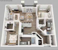 ... Two Bedroom Apartments Richmond Va New Floor Plan 2 Bedroom Apartment  Floor Plans Elan Gateway Apartments