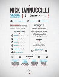 Best Graphic Design Resumes 50 Inspiring Resume Designs And What You