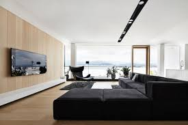 Luxury Living Room 4 Ultra Luxurious Interiors Decorated In Black And White
