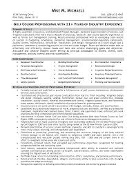 Building Superintendent Resume Best Template Collection