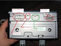 exchanging oem radio for a dealer removed bose nissan forum image
