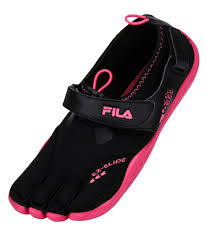Fila Womens Skele Toes Ez Slide Water Shoes At Swimoutlet Com Free Shipping