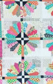Daisy Quilt Pattern - Color Girl Quilts by Sharon McConnell &  Adamdwight.com