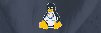 Tuxtrans Linux distribution for translators