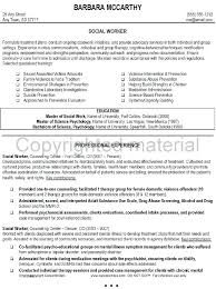 Social Work Resume Sample Enchanting Social Worker Sample Resume Mesmerizing Sample Resume Entry Level