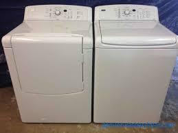 kenmore elite oasis washer. Plain Washer LikeNew Kenmore Elite Oasis WasherGas Dryer Set High Efficiency On Washer W