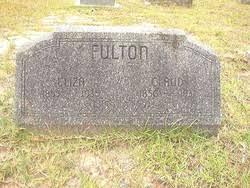 Eliza Fulton (1855-1935) - Find A Grave Memorial