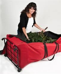 Store your tree in Tree Classics' Extra Large Tree Dolly