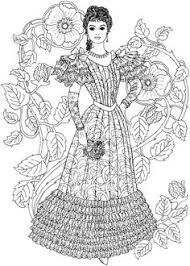Small Picture coloring pages for adults victorian Google zoeken Color My