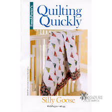 Silly Goose Quilt Pattern - Fons & Porter — Missouri Star Quilt Co. & Silly Goose Quilt Pattern Adamdwight.com