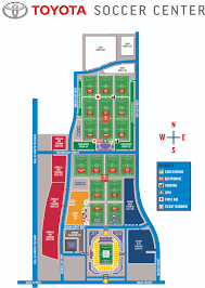 Toyota Stadium Football Seating Chart Toyota Soccer Center Fc Dallas
