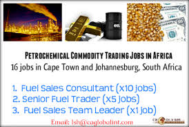 oil gas petrochemical commodity trading jobs in africa ca petrochemical commodity trading jobs in africa ishrafiel johaardien ca global headhunters