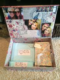 brides box include any sentimental gifts you have for the bride to be and give them to her the night before her big day simply grab a box from home