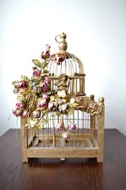 Unique Decorating Bird Cages 19 For Your Home Decoration Design