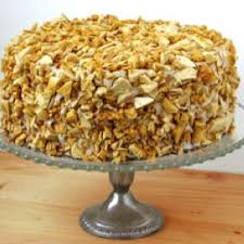 This cake went onto become the confectionery's beloved coffee crunch cake, which unfortunately closed in the 70s. The Baker Blum S Is Gone But Not Forgotten Crunch Cake Coffee Crunch Cake Recipe Desserts