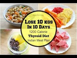 North Indian Diet Chart For Weight Loss Thyroid Diet How To Lose Weight Fast 10 Kgs In 10 Days Indian Diet Plan Indian Meal Plan