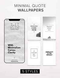 White Iphone Wallpaper Quote