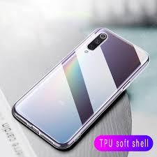 <b>Transparent TPU All-inclusive Mobile</b> Phone Soft Shell Camera ...