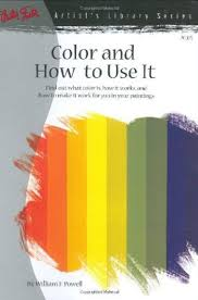 color and how to use it artist s library series 05 william f powell 0050283050056 amazon books