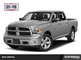 Used Bright Silver Clearcoat Metallic 2017 Ram 1500 for Sale in ...