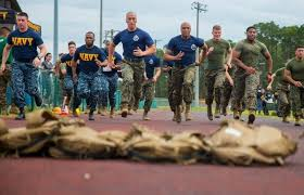 Navy Prt Standards For Males Females For 2019