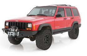 Amazon.com: Smittybilt 76810 XRC Front Bumper for Jeep Cherokee XJ ...