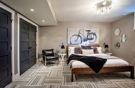 basement bedroom ideas before and after. Modern Bedroom Design Works Well In A Basement Ideas Before And After O