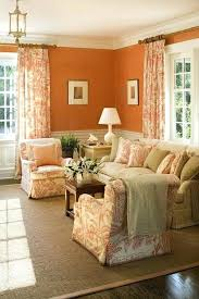 burnt orange walls what color curtains go with net paint accent wall