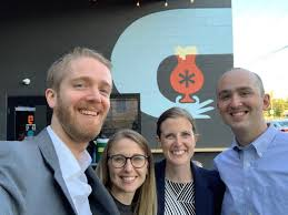 """Mayo Clinic Internal Medicine Residency Rochester on Twitter: """"We are so  proud of our resident Allyson Palmer (PGY-2) and her husband Adam  Frederickson who recently opened up Thesis Beer Project, Rochester's sixth"""