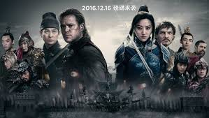 Image result for great wall of china movie