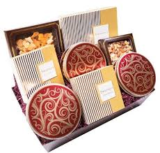 vip executive dried fruit and nut gift basket swerseys chocolate on all orders