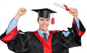 Картинки диплом Стоковые Фотографии и Роялти Фри Изображения  Человек в шляпе выпускной Холдинг диплом Стоковое Фото