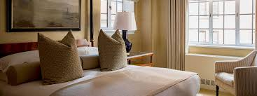 New York Hotels With 2 Bedroom Suites Two Bedroom Suite New York The Lowell Hotel
