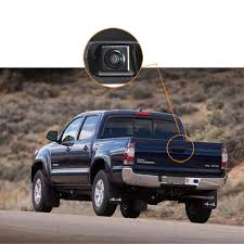2005-2014 Toyota Tacoma Backup Camera | OEM Rear View Camera
